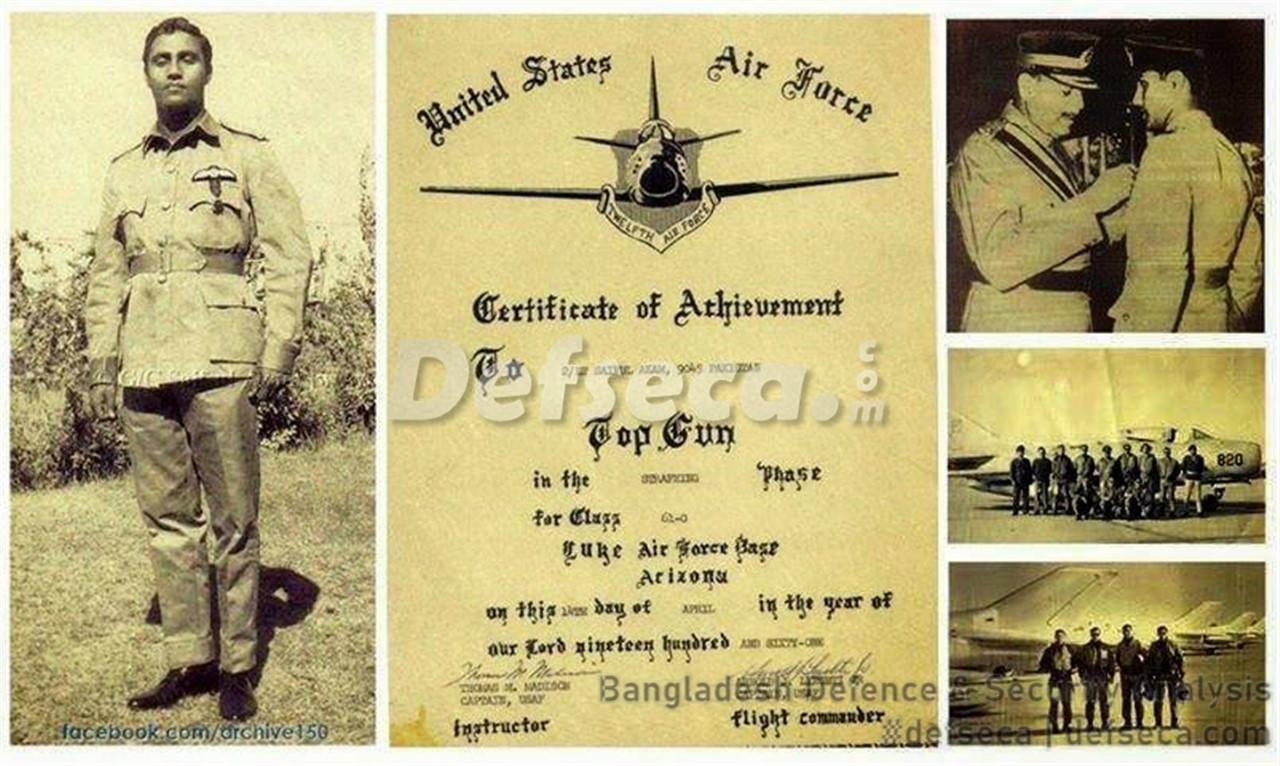 Bangladesh's ace pilot Saiful Azam passes away