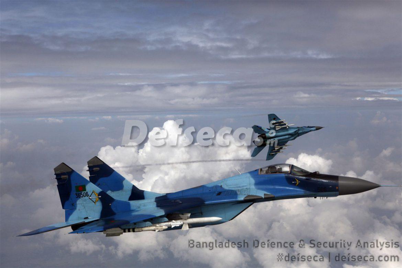 Bangladesh Air Force's Quick Reaction Alert (QRA)