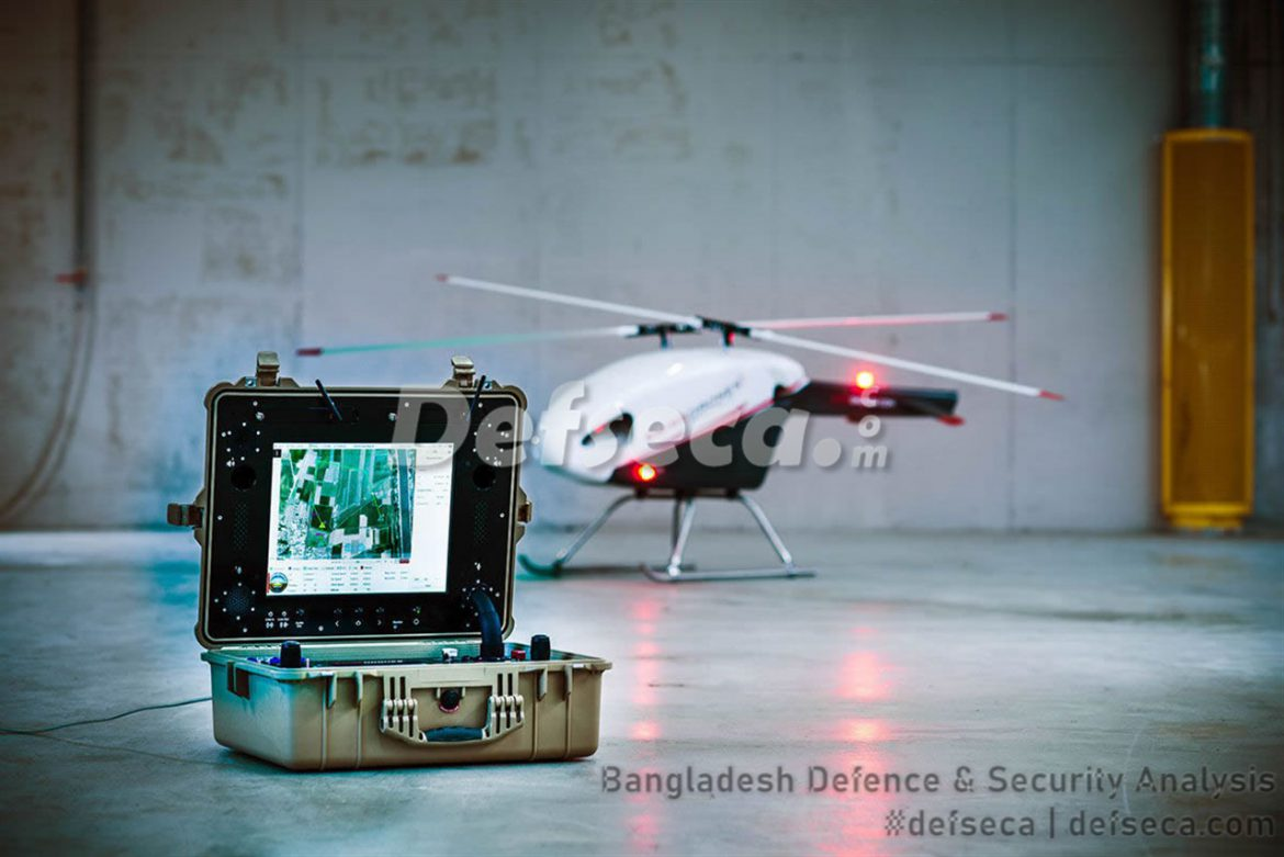 Bangladesh to assemble VTOL UAVs