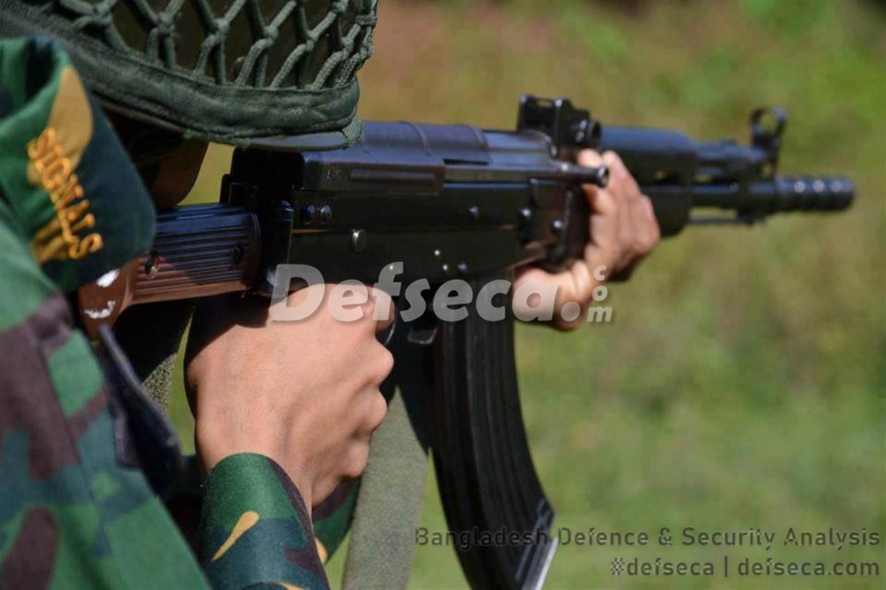 Bangladesh to manufacture new assault rifles locally