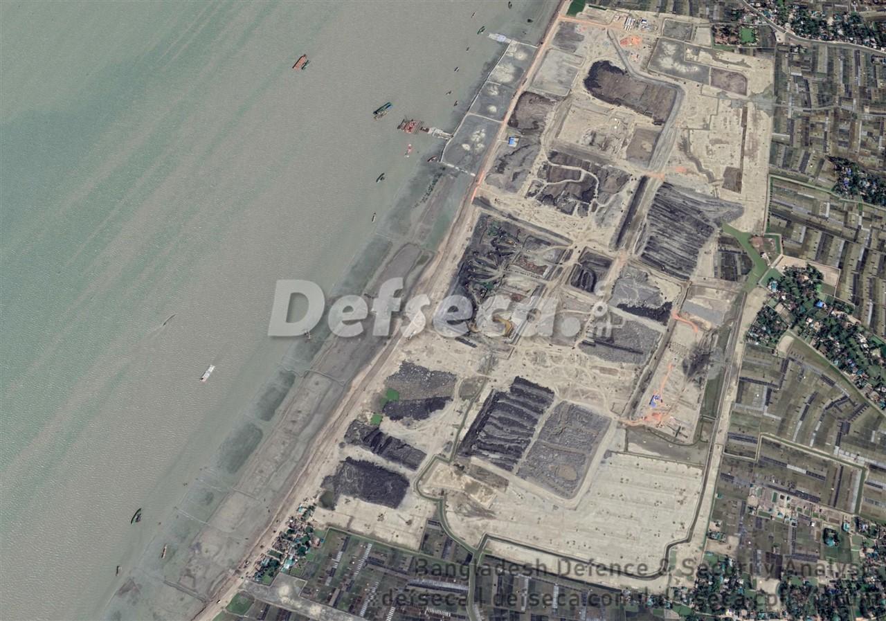 China begins construction of massive submarine base in Bangladesh