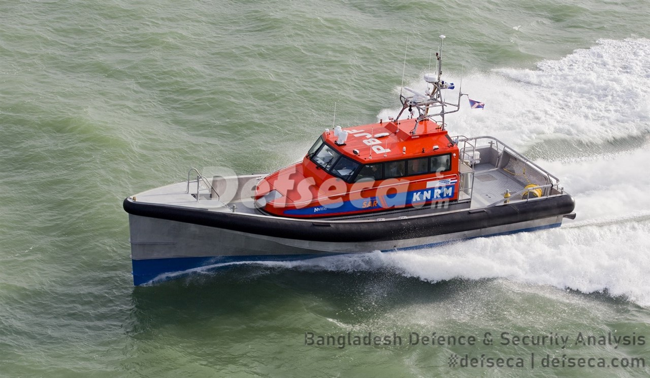 Japan provides 24 rescue and patrol boats to Bangladesh Coast Guard