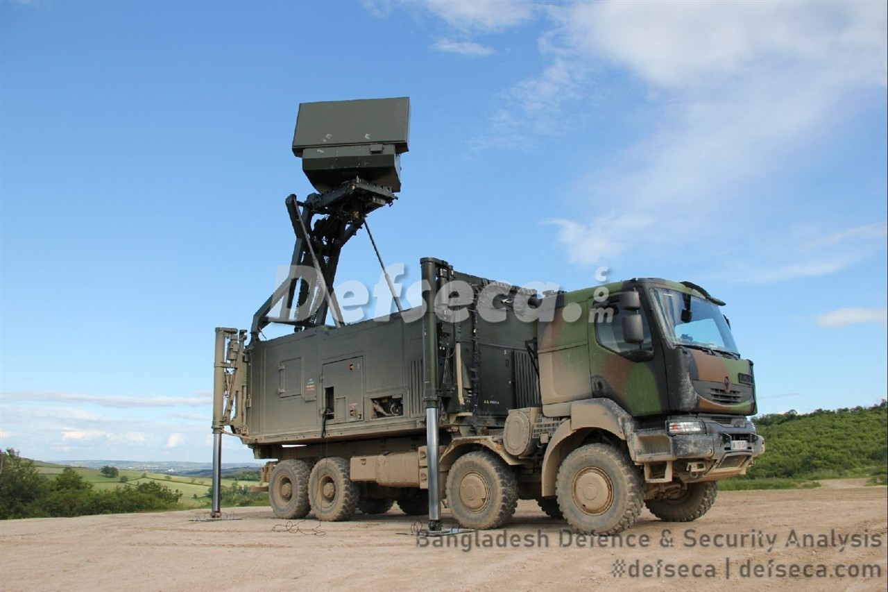Thales wins air surveillance radar contract from Bangladesh Army