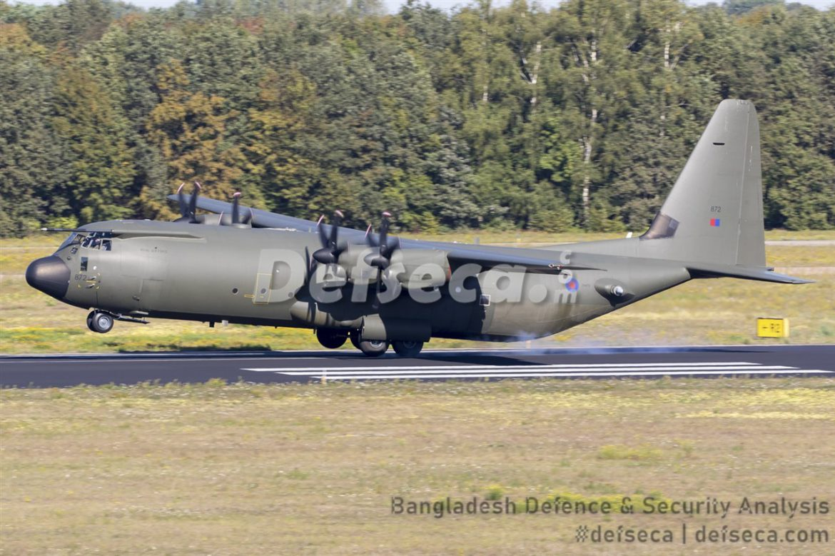 Bangladesh Air Force may purchase more Super Hercules transport aircraft