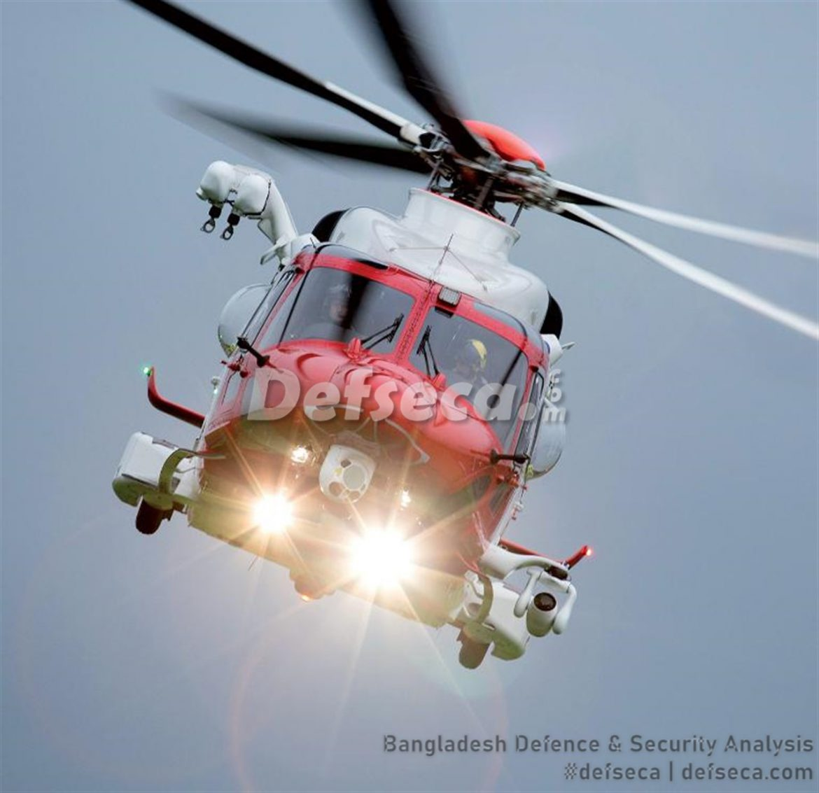 Bangladesh Coast Guard to get 12 helicopters and UAVs