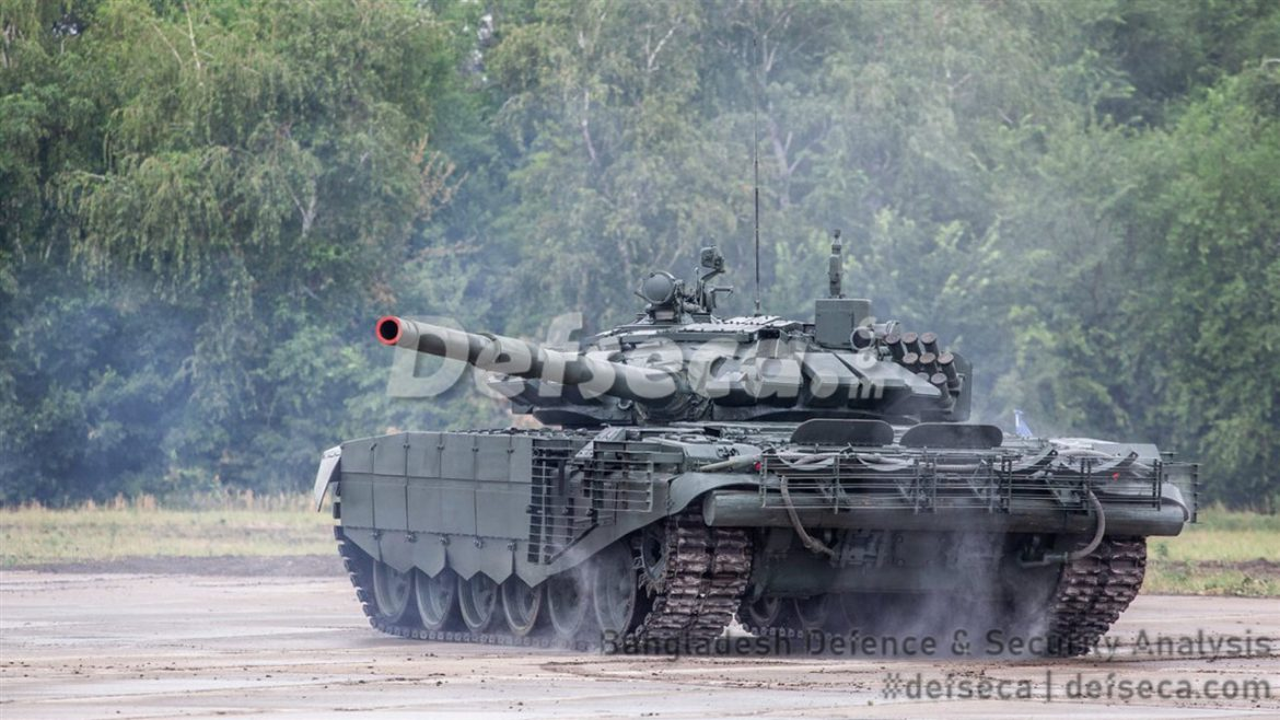 Bangladesh sought hundreds of tanks from Russia