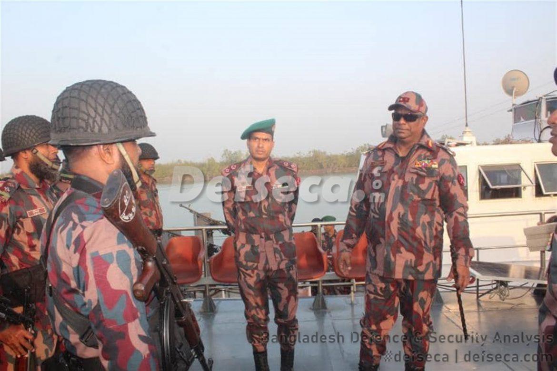 BGB shoots dead 2 Myanmar drug smugglers in Teknaf