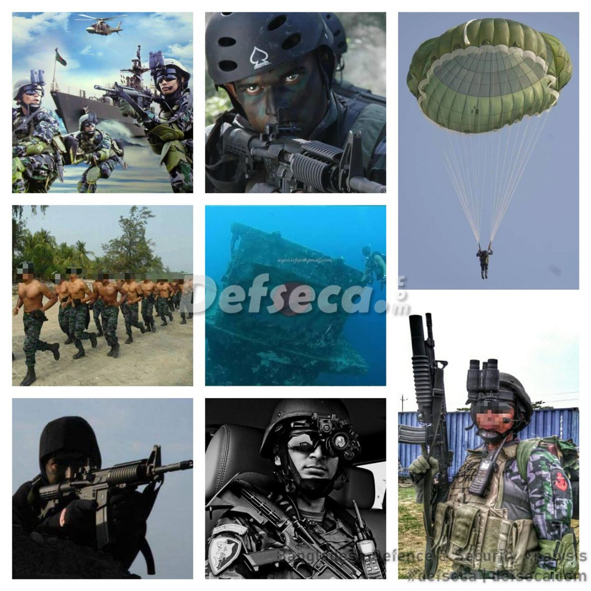 Special Warfare Diving and Salvage (SWADS)