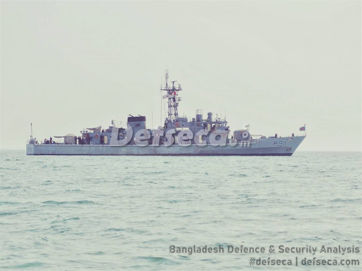 BNS Madhumati to get anti-ship missile capability