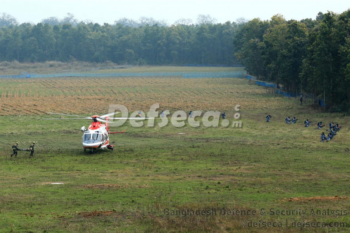 Combat Search and Rescue in the Bangladesh Air Force