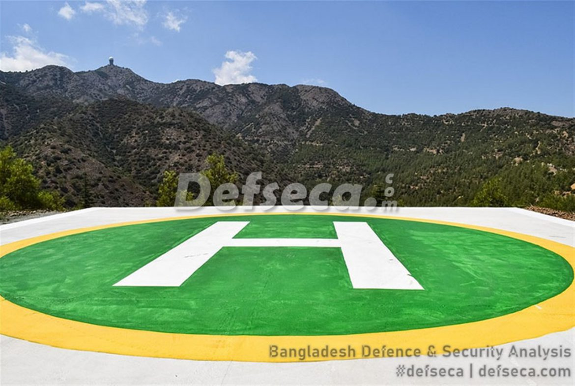 Nepal constructing helipads on disputed border with India