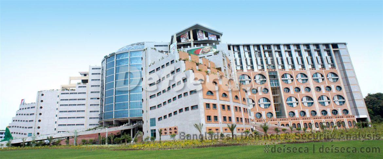 The Bangladesh Military Academy (BMA)
