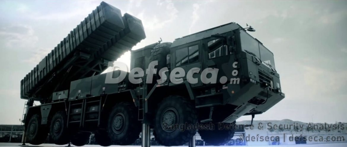 Bangladesh Army procuring tactical strike weapons