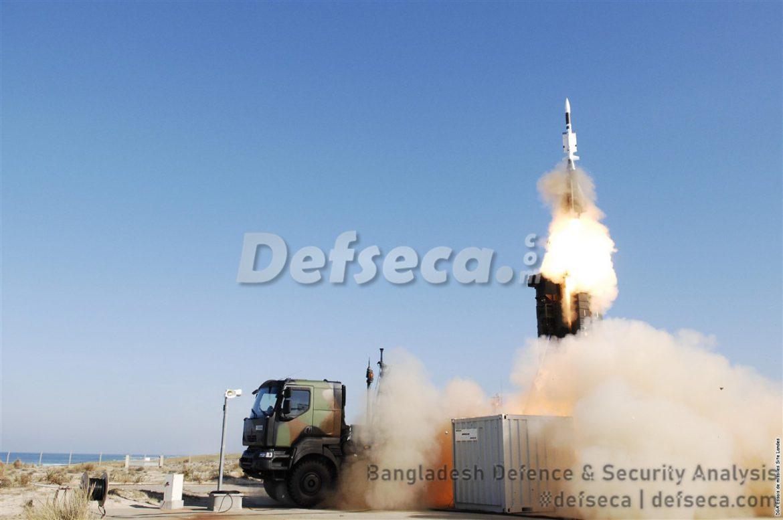 Bangladesh Army releases RFI for MRSAM