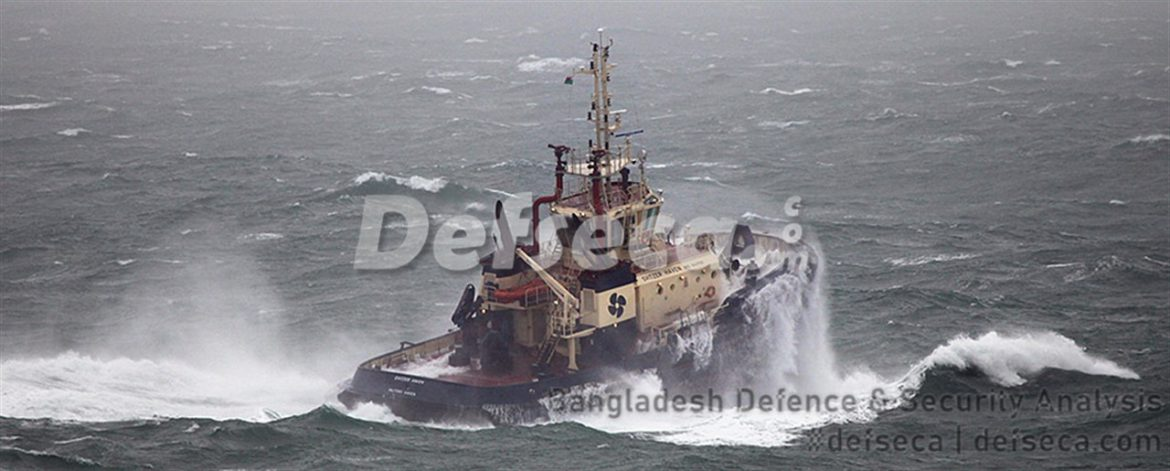 Bangladesh Navy contracts DEW for new tug boats