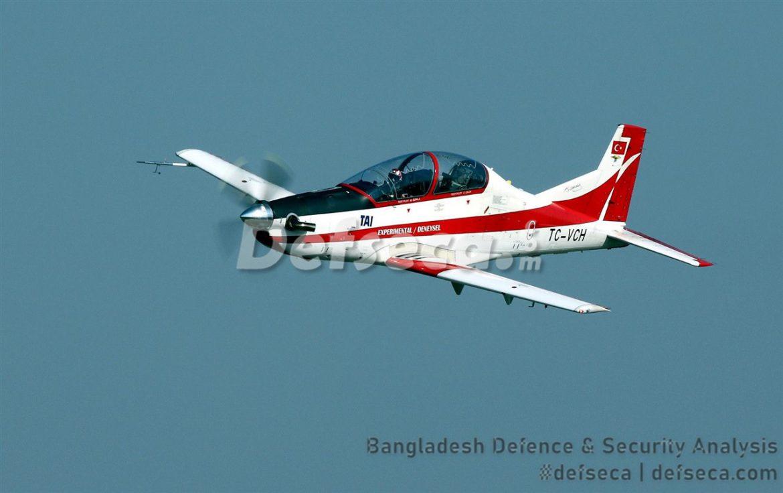 Bangladesh plans aircraft production in 2021