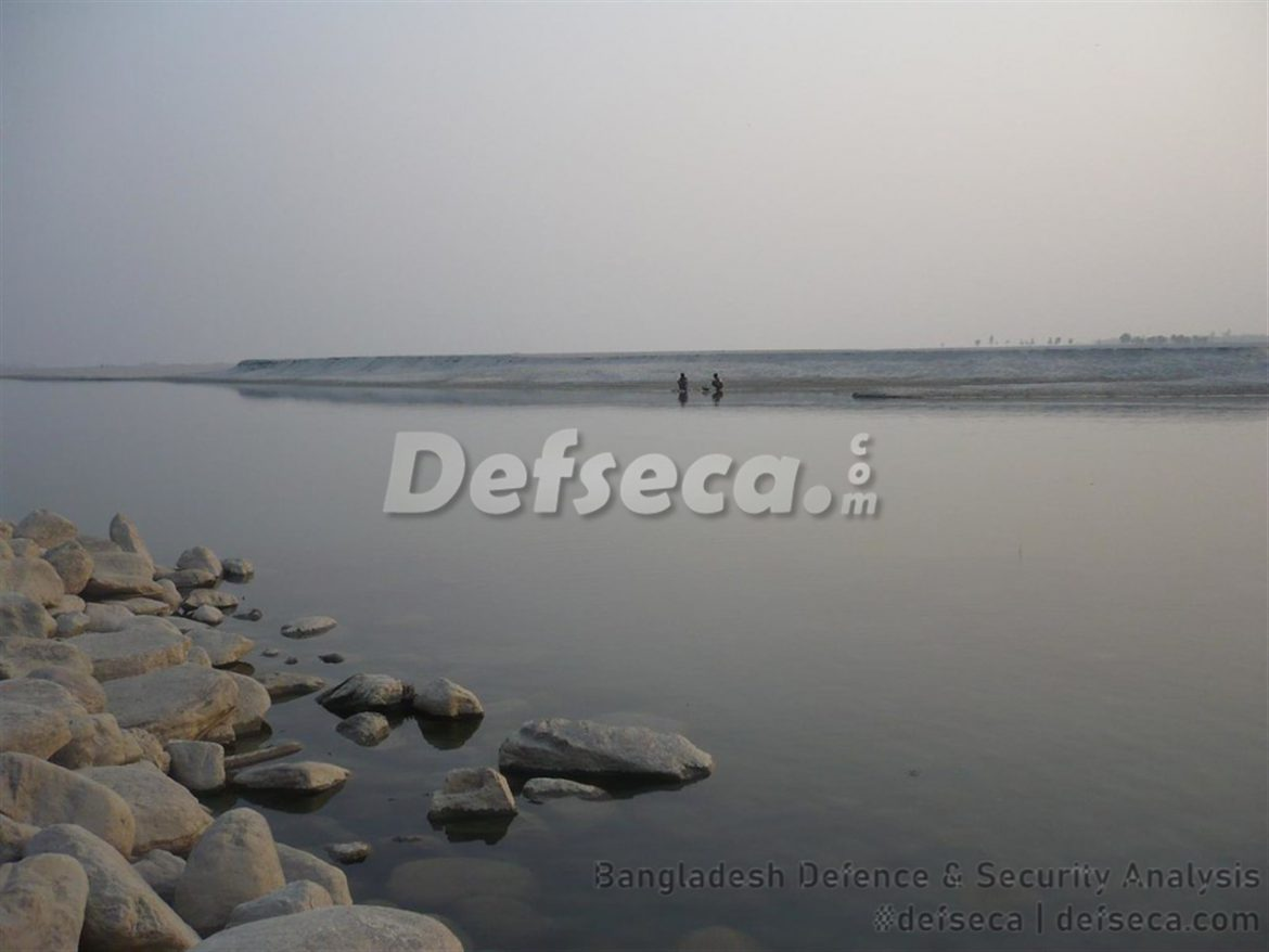 China interested to fund Teesta river management project
