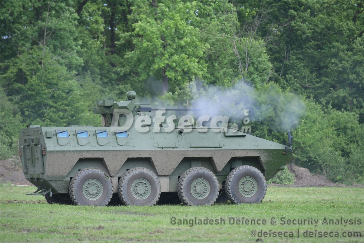 Serbia offers BTR-80 replacement to Bangladesh Army