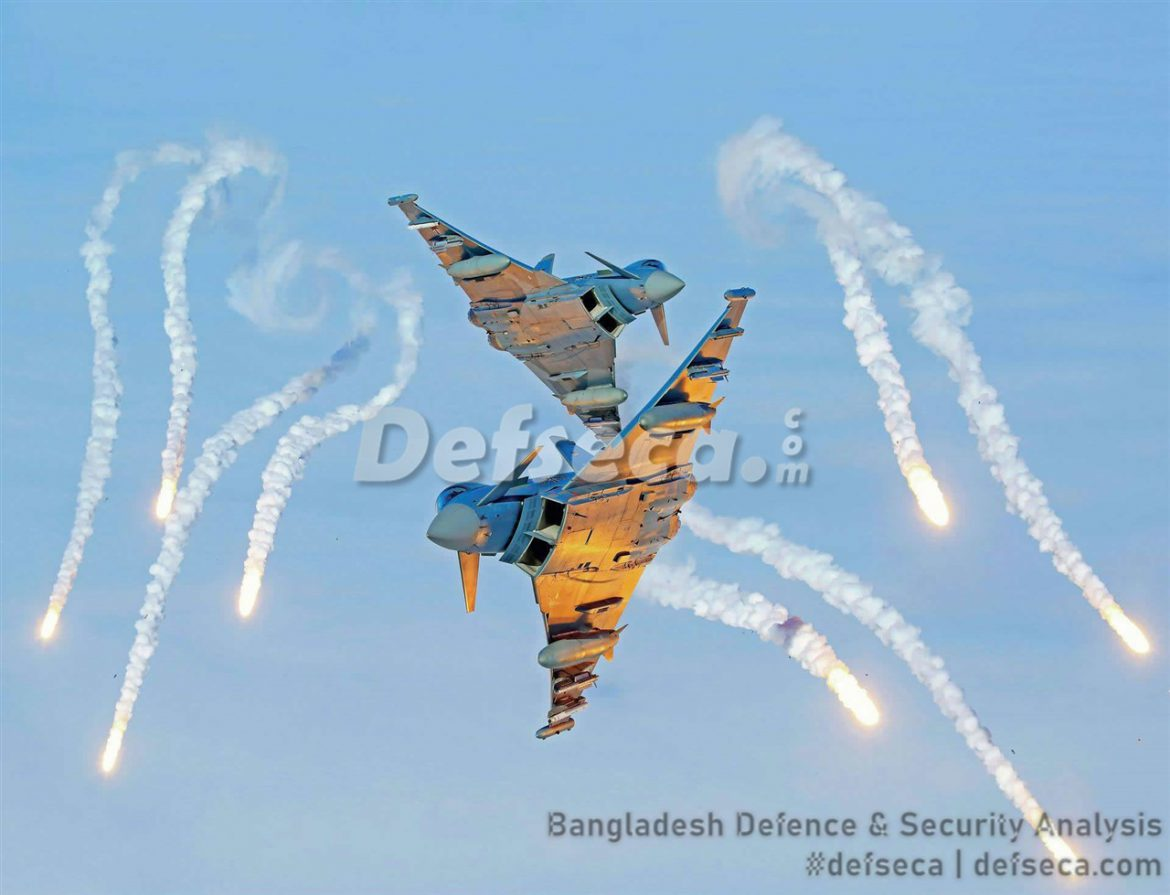 Air show to be held in Cox's Bazar