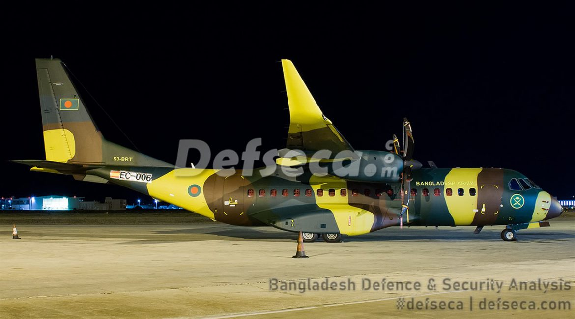 Bangladesh Army advertises RFI for fixed wing aircraft in FY 2020-21