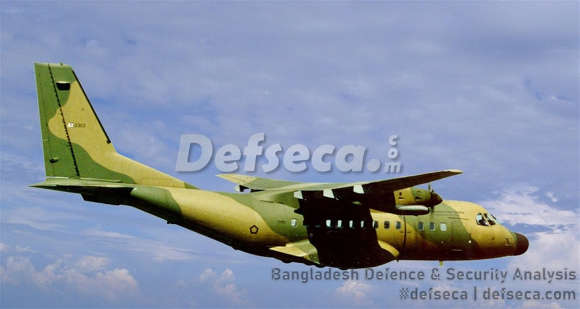 Bangladesh Army lays out RFI for multi-engine transport aircraft
