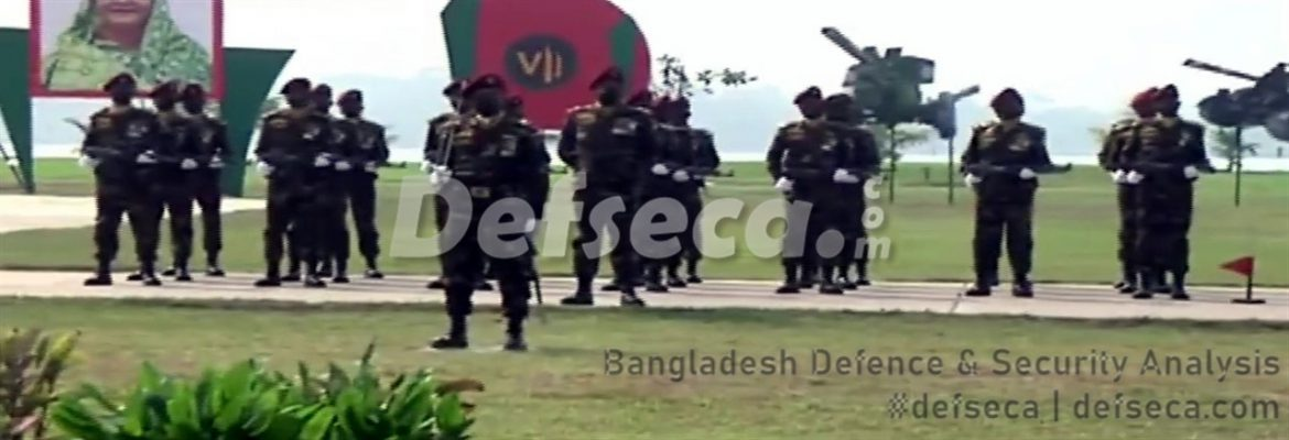 Bangladesh Army strengthens defence of Barishal