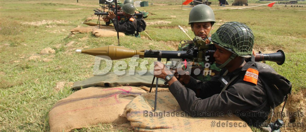 Bangladesh Army to replace Type 69-I RPG launchers