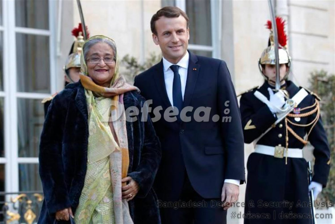 Bangladesh-France defence trade to continue despite anti-Islam rhetoric