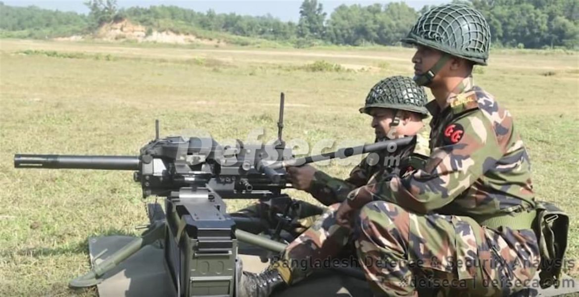 Bangladesh Army adopts Singapore-made automatic grenade launchers