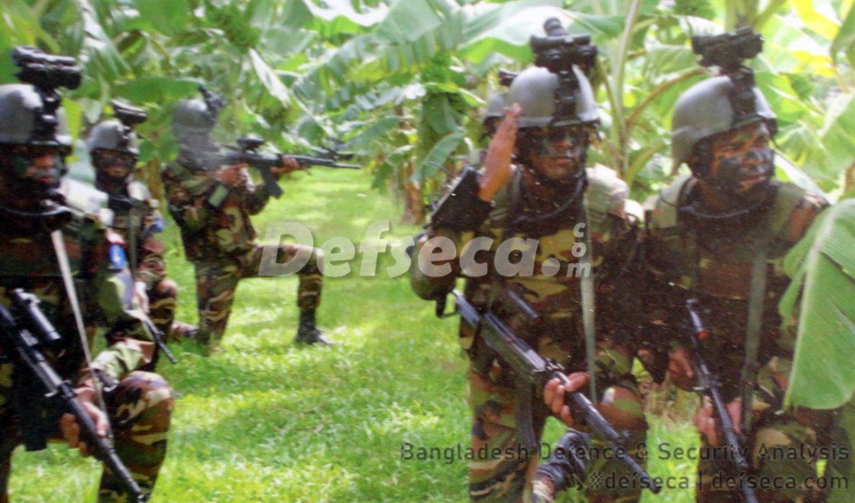 Bangladesh Army raises four new units in Sylhet