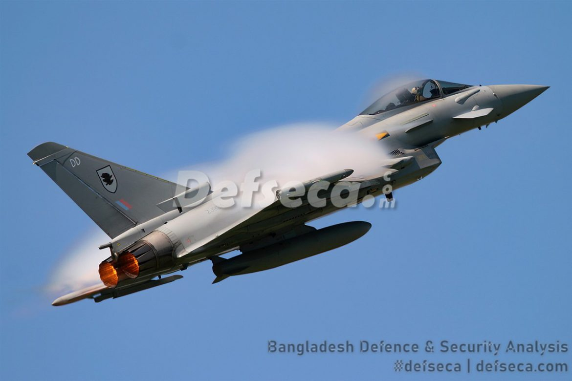 BAF to get high-performance fighter planes