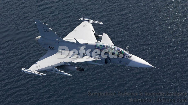 The Saab Gripen story
