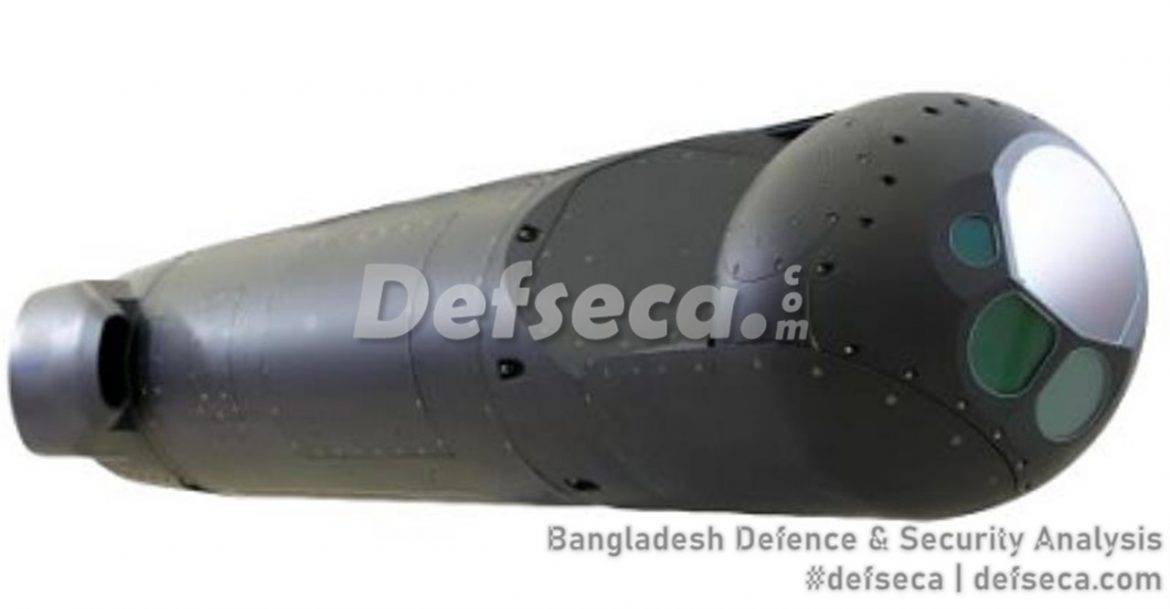 Bangladesh Air Force to integrate targeting pod on fighters