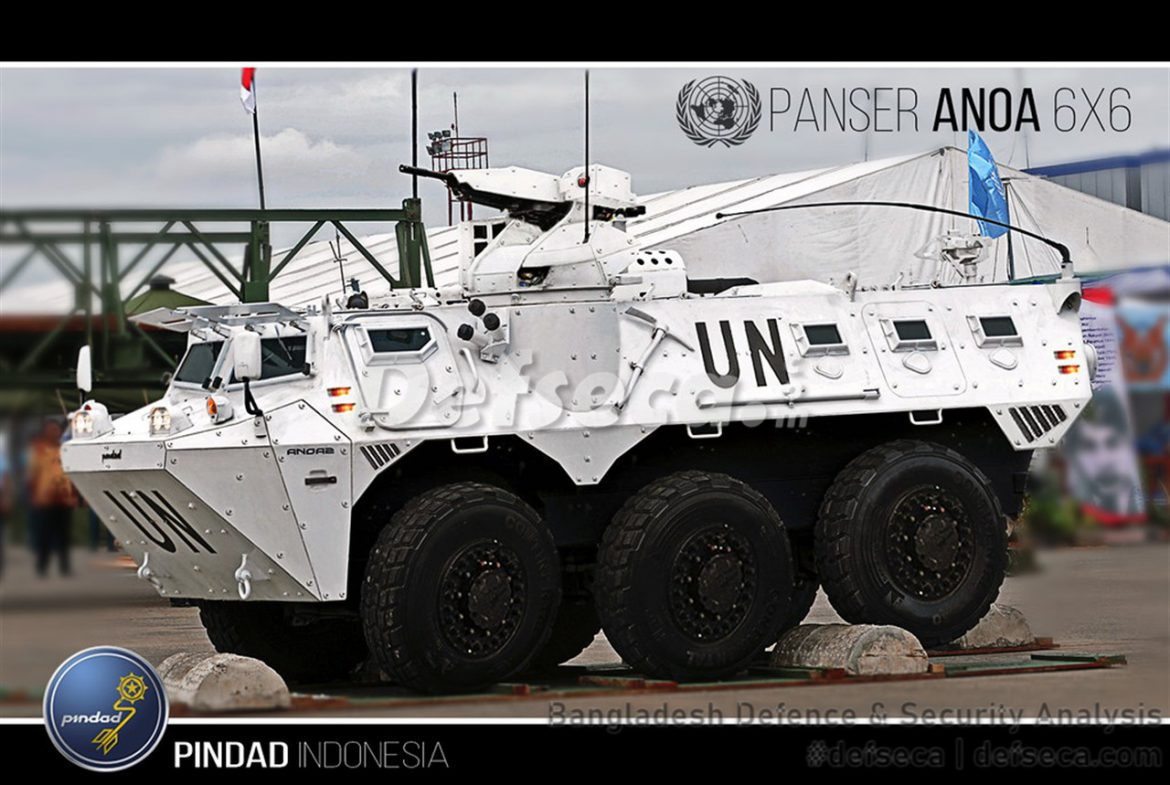Indonesia to supply APCs to Bangladesh Army for the first time