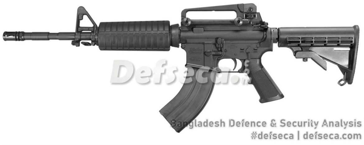 Bangladesh Army awards assault rifle contract to US firearms manufacturer