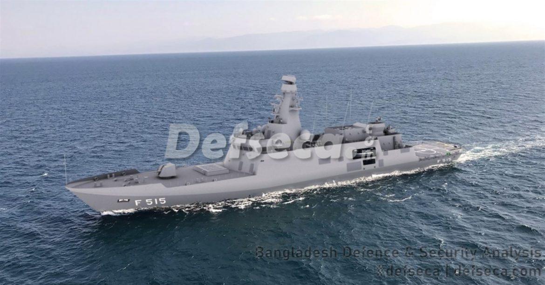 Bangladesh Navy gets closer to finalising multi-billion dollar frigate program