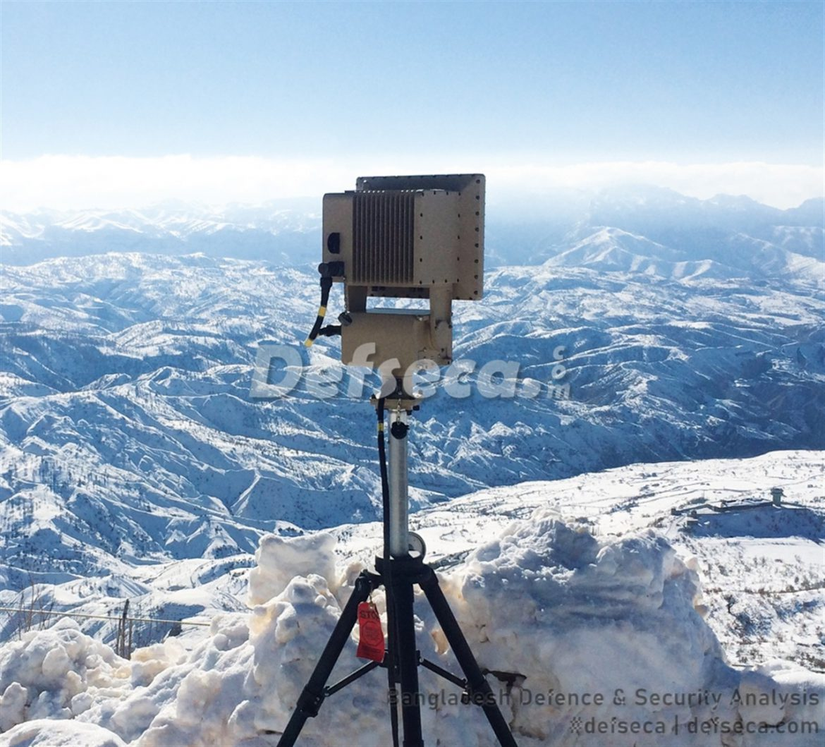 Ground Surveillance Radar systems purchased by Army