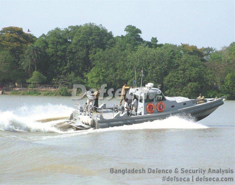 Indian shipyard awarded Bangladesh patrol boat contract