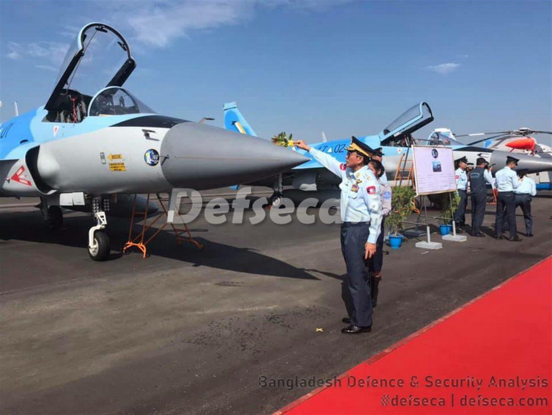 Myanmar and Pakistan's secret military partnership