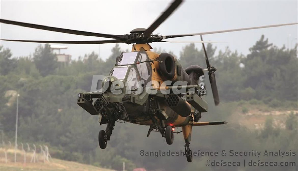 Bangladesh Army approves purchase of attack helicopters