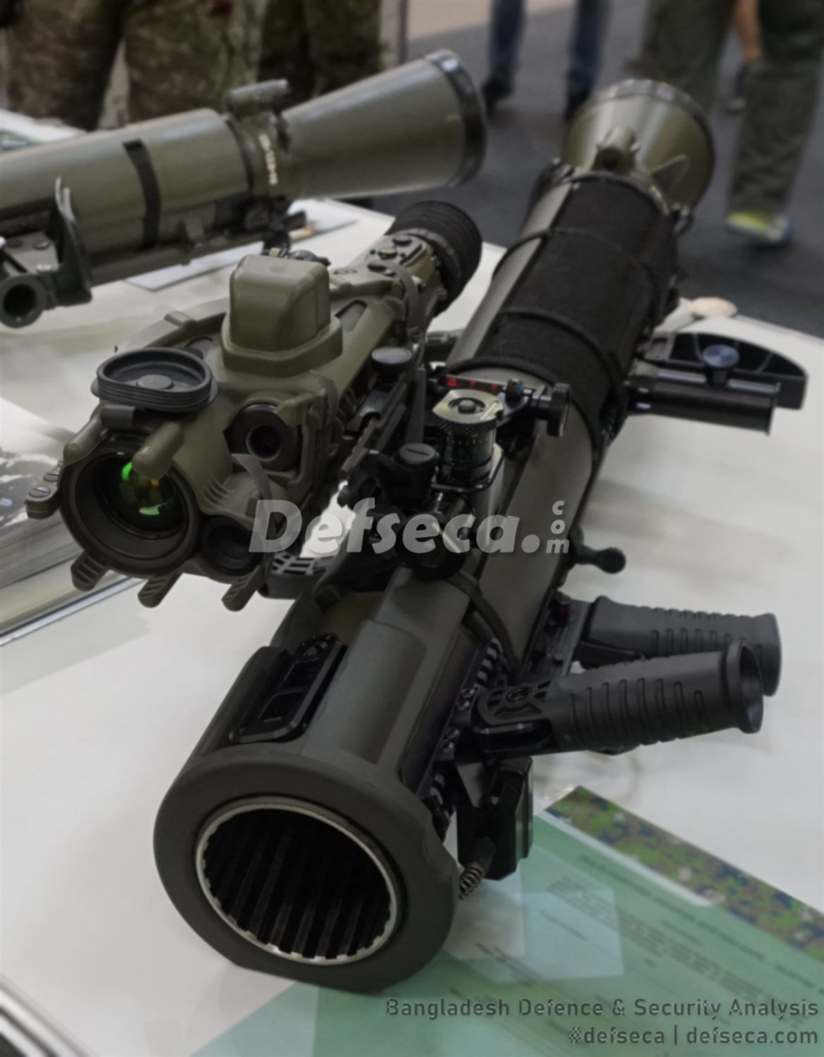 Bangladesh Army purchases Carl Gustaf M4 recoilless weapon