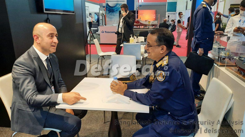 Bangladesh Coast Guard on purchase spree
