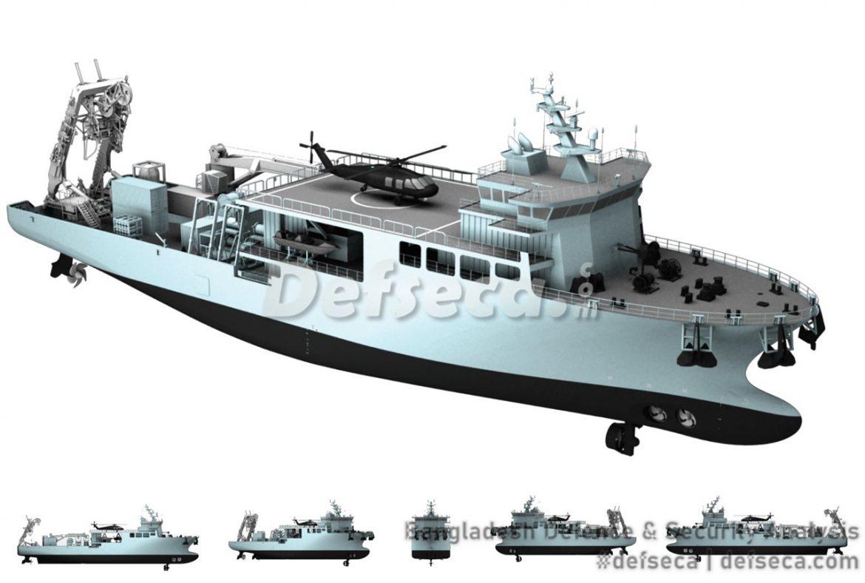 Bangladesh Navy may procure MOSHIP from Turkey