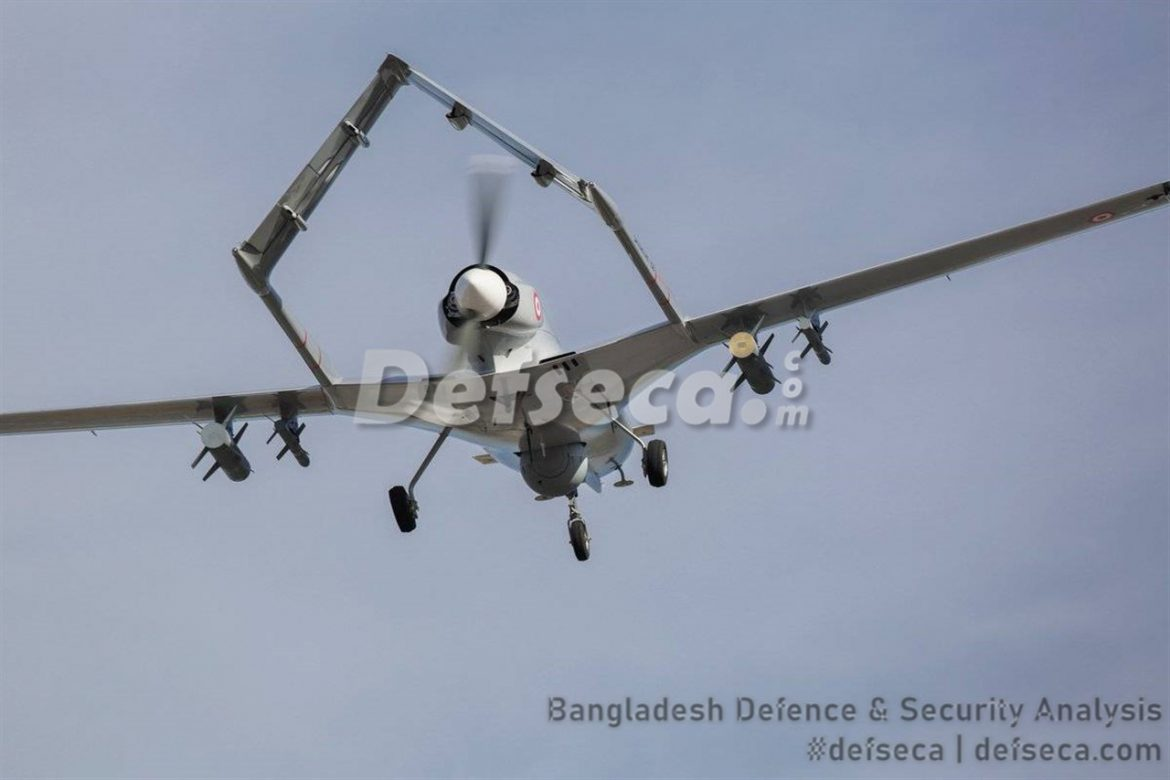 Unmanned Aerial Vehicle deployment in the Bangladesh Army