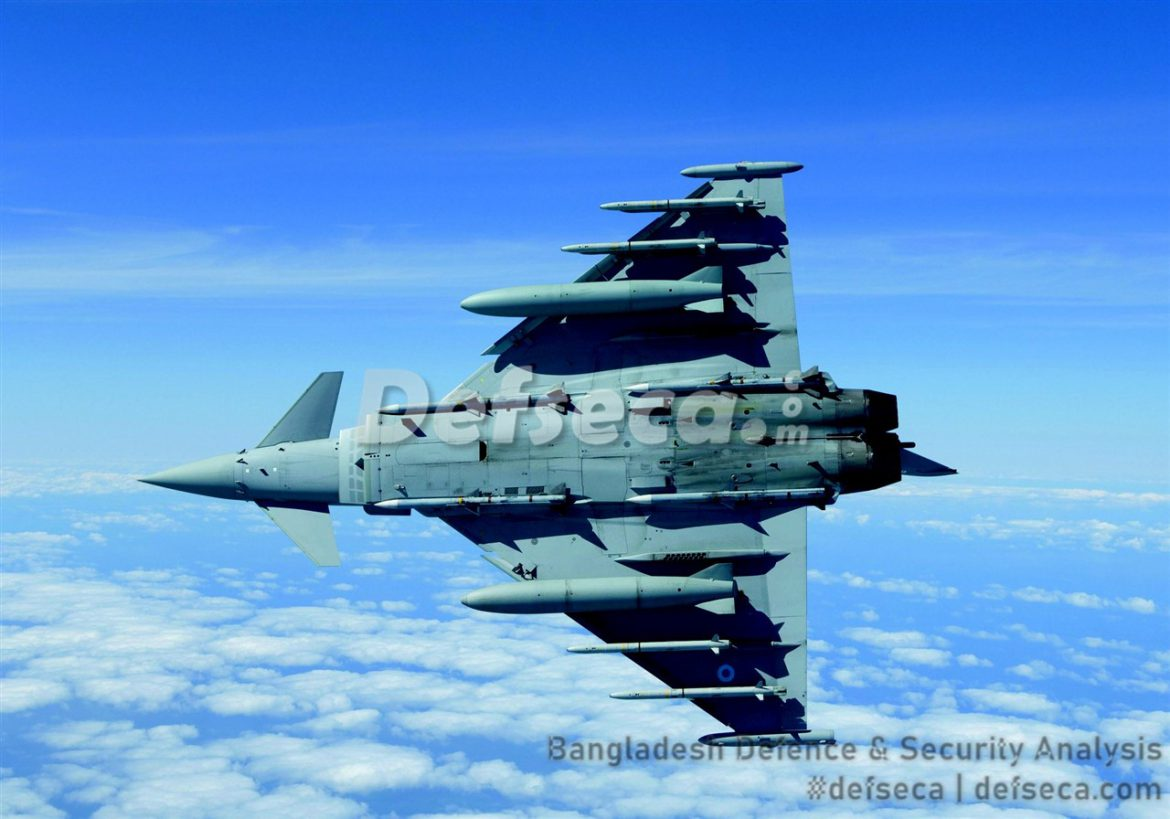 Bangladesh Air Force deserves only the best