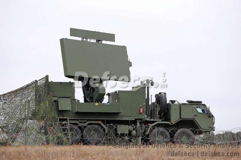 France sells latest air defence radars to Bangladesh Army
