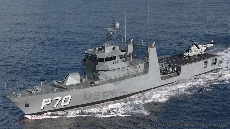 Bangladesh Coast Guard to get Turkish patrol vessels